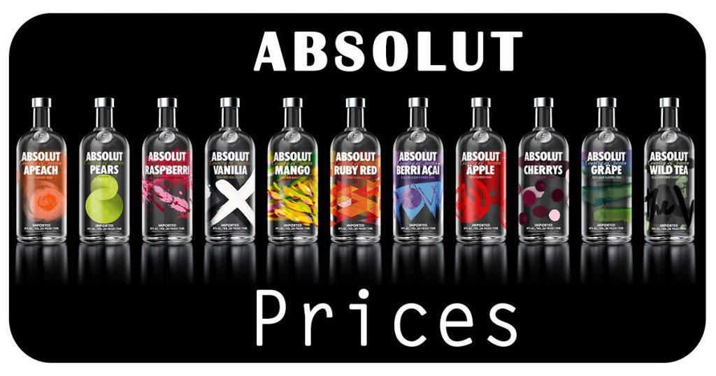 Absolut Prices image