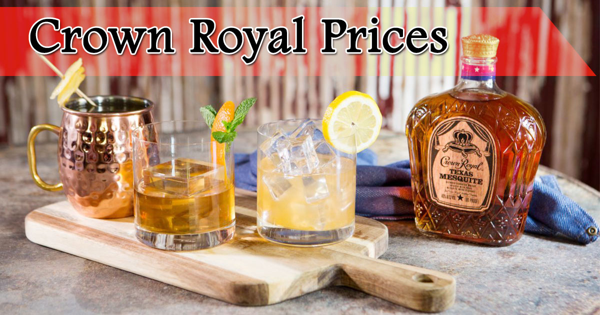 Crown Royal Prices image