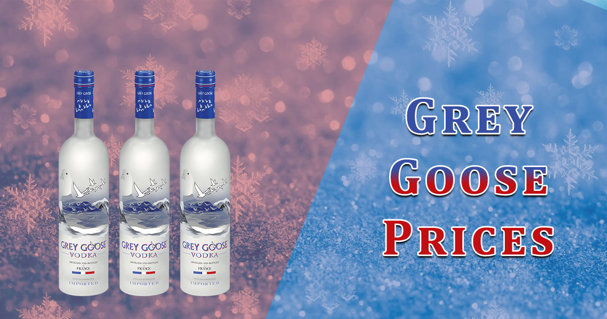 Grey Goose Prices Image