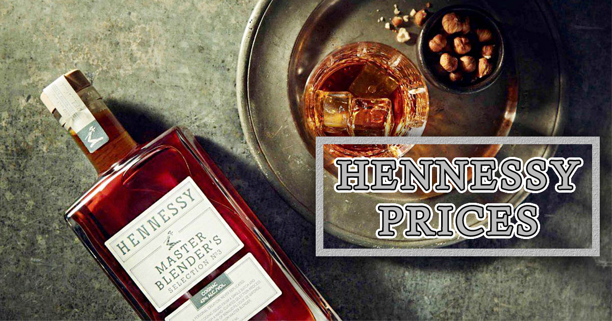 Hennessy Prices image