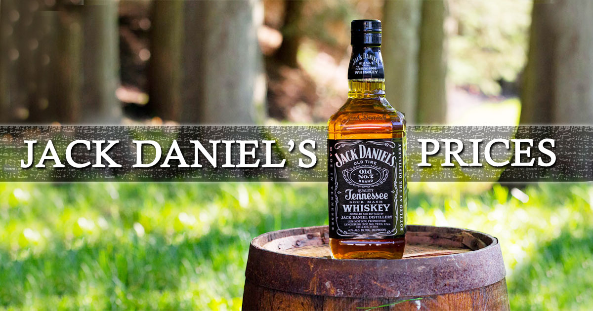 Jack Daniels Prices Image