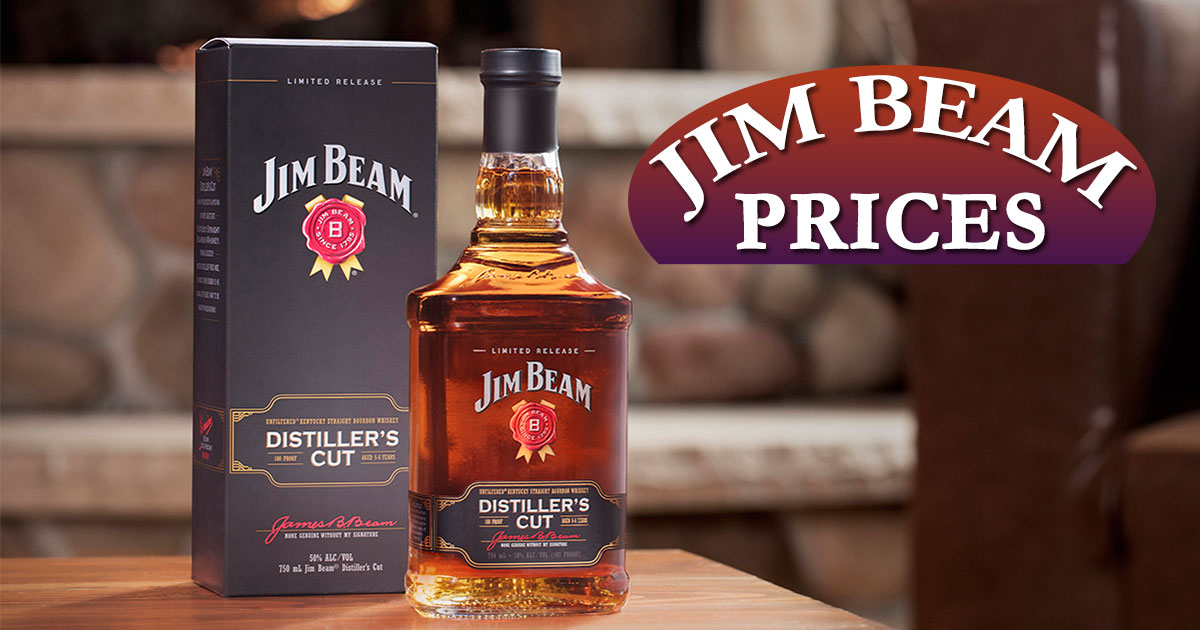 Jim Beam Prices image