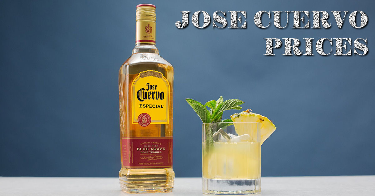Jose Cuervo Prices Image
