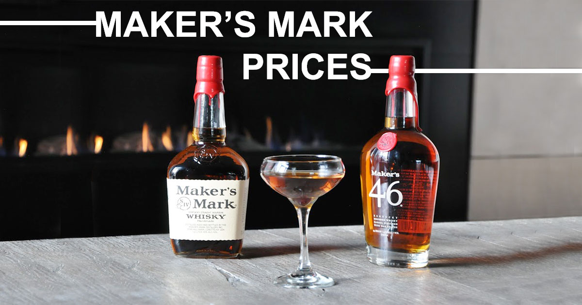 Makers Mark Prices Image