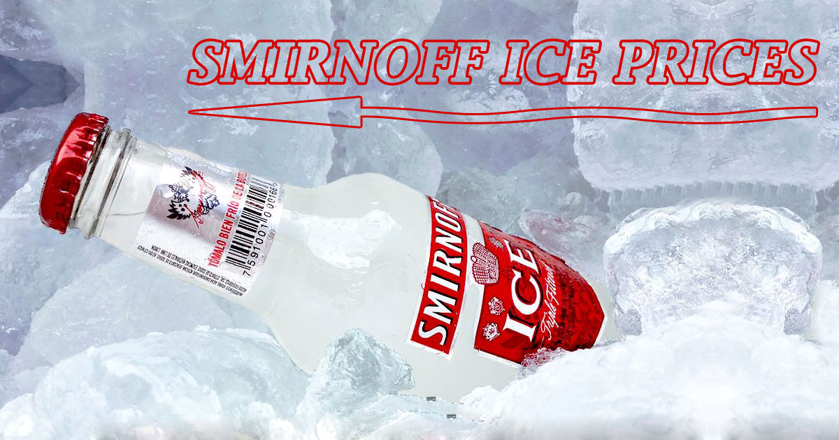 Smirnoff Ice Prices image